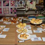 Class 88 Home made scones