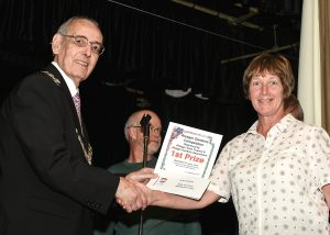 Anne Hints 2017 Winner Best First Time Allotment