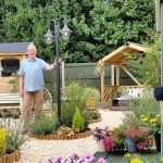 Winner Best Ornamental Garden - Roger Malpas
