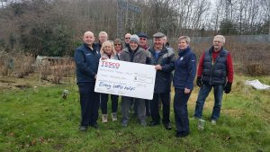 PRESENTATION FROM TESCO BAGS OF HELP