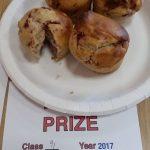 Winner Class 91 Homemade Muffin