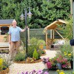 Winner Best Ornamental Garden - Roger Malpas